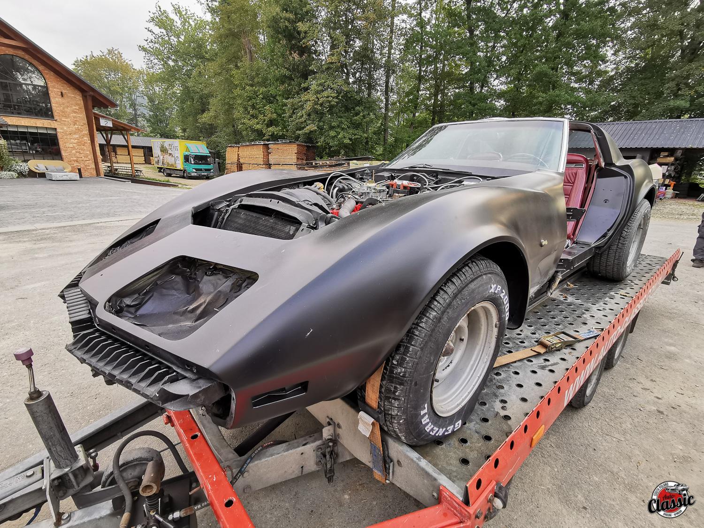 Chevrolet Corvette C3 75 renowacja