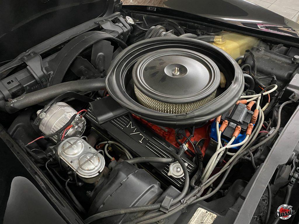 Chevrolet Corvette C3 po renowacji