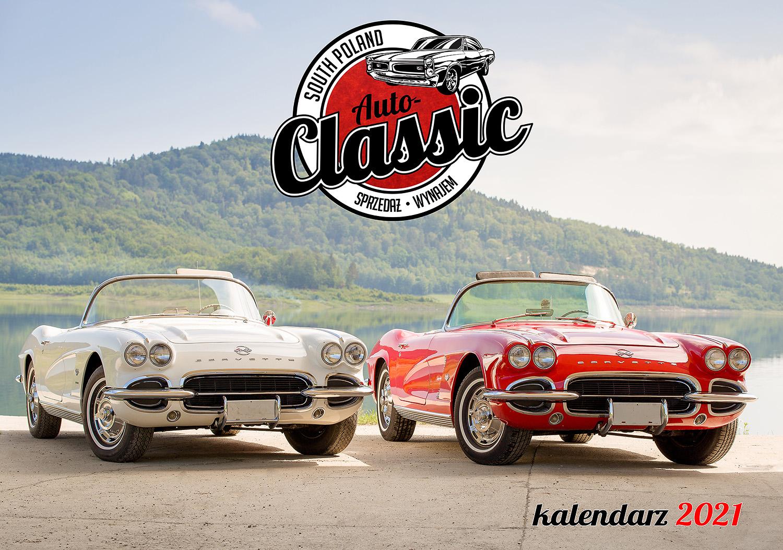 Kalendarz Auto-Classic na 2021r
