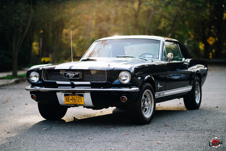 Ford Mustang stylizacja GT 350 odnowa