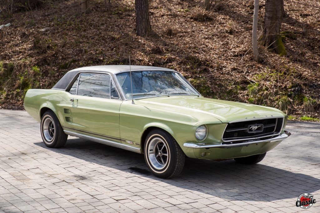 Ford Mustang GTA