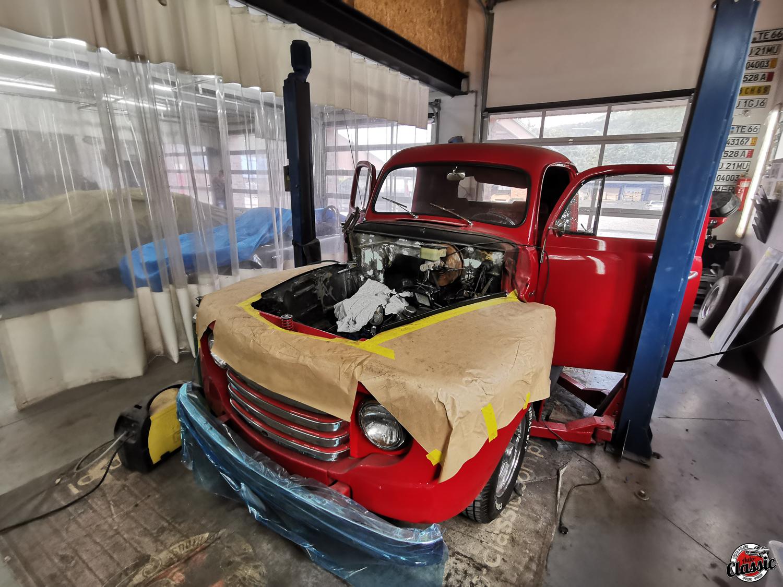 Ford Pickup F1 odnowa